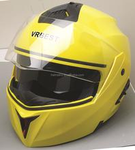 dot ece certification full face flip up helmet