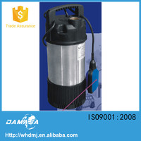 Centrifugal submersible water pump 1hp, electric water pump 1.5hp