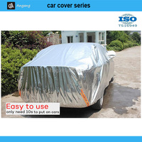 high quality Waterproof Electrical snow proof polypropylen Heated Car hail Cover