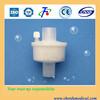 carbon filter bacteria