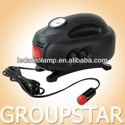best hot 12v Auto Air Compressor with lighting