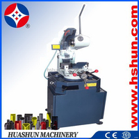 HS-MC-315F contemporary promotional 45 degrees metal pipe cutting machine