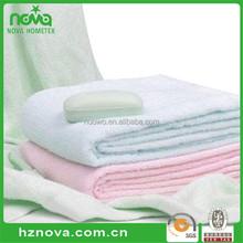 2015 Hot sale bamboo thin bath towels