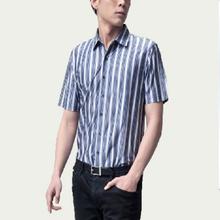 2014 mais recente de moda masculina camisa de seda da china