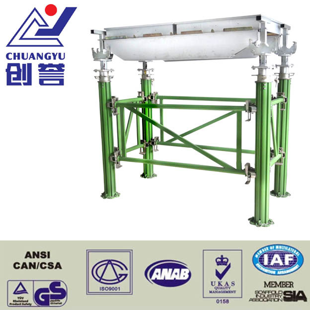 Alu Clamp Shoring Prop : Wholesale hot sale construction aluminum shoring prop