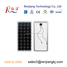 factory direct sale solar solutions best price 240w mono solar cells panel