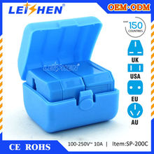 Leishen Brand 2015 the cheapest samsung travel adapter plug and socket for promotional gifts