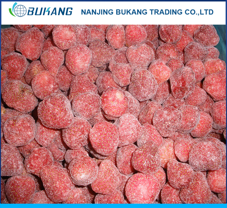Hot Sale Frozen Strawberry Wholesale Iqf Strawberry Best Bulk Price