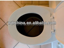 plastic sanitary ware seat name of toilet accessories