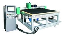 Jfcnc- 3725 de vidrio del cnc de corte de la máquina/cortador de vidrio