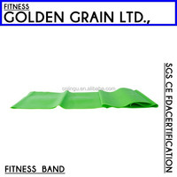 power fitness Natural Latex yoga exercising theraband