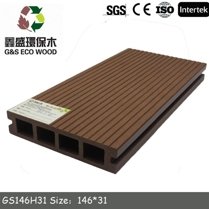 New design composite decking 5m with low price buy for Low price decking
