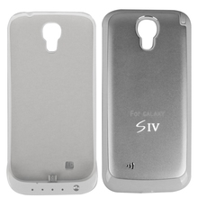 Latest Promotion 3500mah external backup high speed power case for samsung S4