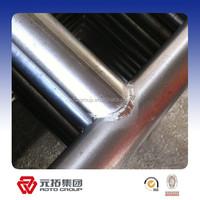 Painted/Galvanzied Q235/345 Steel Scaffolding Ladder Beam BS EN Standard