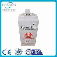 disposable syringes prices,puncture resistant container,medical disposable paper box