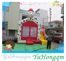 China Wholesale Dog Family Bouncy Castle Inflatable Bouncer For Kids
