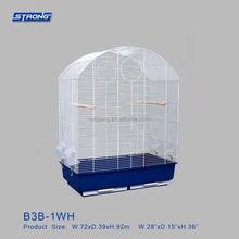 B3B-1WH bird cage