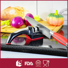 Diamond And Ceramic Stages Professional Kitchen Knife Sharpener