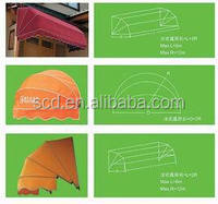 Hot Sale Classic French Door Awning