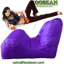 cozy large bean bag recliner for girls,girls comfort bean bag chair