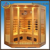 Wood Pallet Sauna