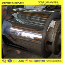Best Quality Deep Drawing AISI/ASTM Cold Roll Steel sus430 Stainless Steel Coils in Sheets
