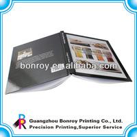 High Quality Casebound Photo Food Books Printing