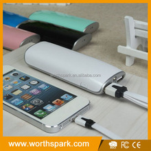 manufactory bulksale quick charge 2.0 power bank
