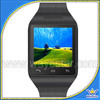 cheapest wrist watch phone 1.54inch without camera