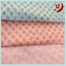 The single side printing spunlace nonwoven fabric