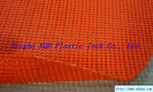 B1 Fire Retardant Fluorescent PVC Dip Coated Polyester Mesh Tarp