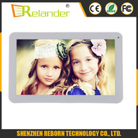 2015 Top Sell 7 inch MTK6572 Android tablet with 3G phone calling function