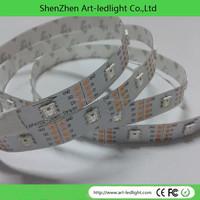 4m DC5V APA102 -104 led pixel srip,non-waterproof,60pcs IC built in rgb/white color