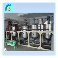 hot quality 5-100 TPD biodiesel oil filter line equipment machine