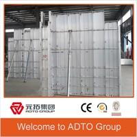 ADTO GROUP Building Aluminum Formwork/Plastic aluminum formwork/construction made in China