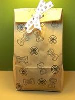 mini paper spice bags