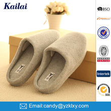 Top Quality soft quiet ladies indoor slipper