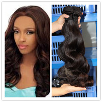 Hot sell in 2015!Healthy and soft texture human hairperuvian virgin hair body wave