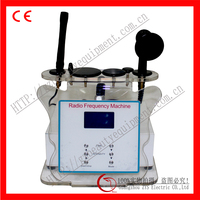 High frequency radio wave face lifting machine
