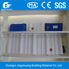 Building material corrugated roofing sheet price in Nigeria