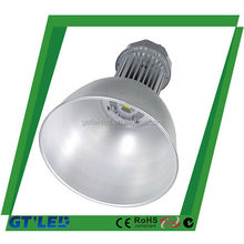 Meanwell driver led high bays long lifespan led industrial lighting high lumens led factory lighting 150w high bay