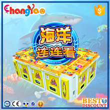Coin Game IGS Ocean Link Equipment Of ishing Machine Game