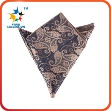 wholesale pocket square fashion fancy square handkerchief