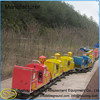Amusement park electric mini train for kids rides sale