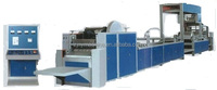 pp woven cement sacking machine production line