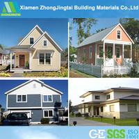 Xiamen ZJT Insulation Home Made Of EPS Sandwich Panel