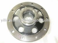 wheel hub part investment steel casting precision casting OEM China casting foundry