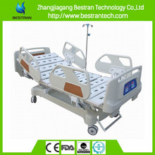 2015 china supplier high quality electronic hydraulic hospital bed