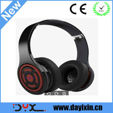 Fashionable surface, lightness wireless bluetooth headphones with Noise reduction design