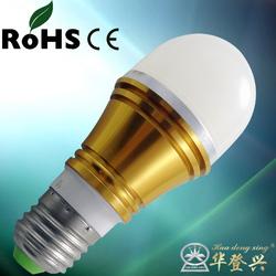 Energy Saving fashion product 4014smd/2835smd torshare new chip design 3/5/7w led bulb lite
